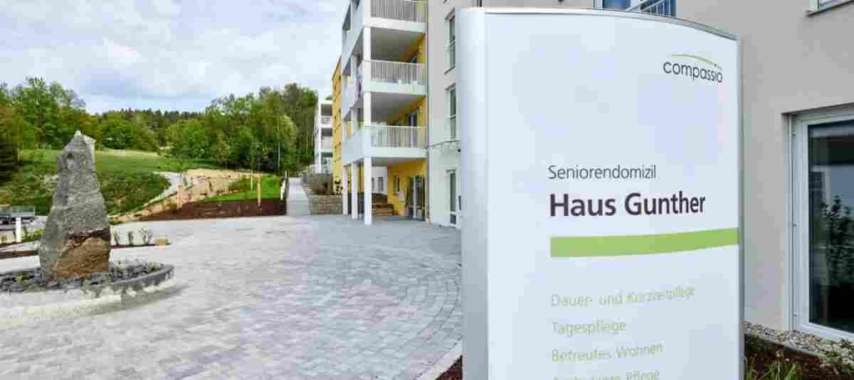 In Regen sind 90 hochwertige Pflegeappartements entstanden - Betreiber ist d ...