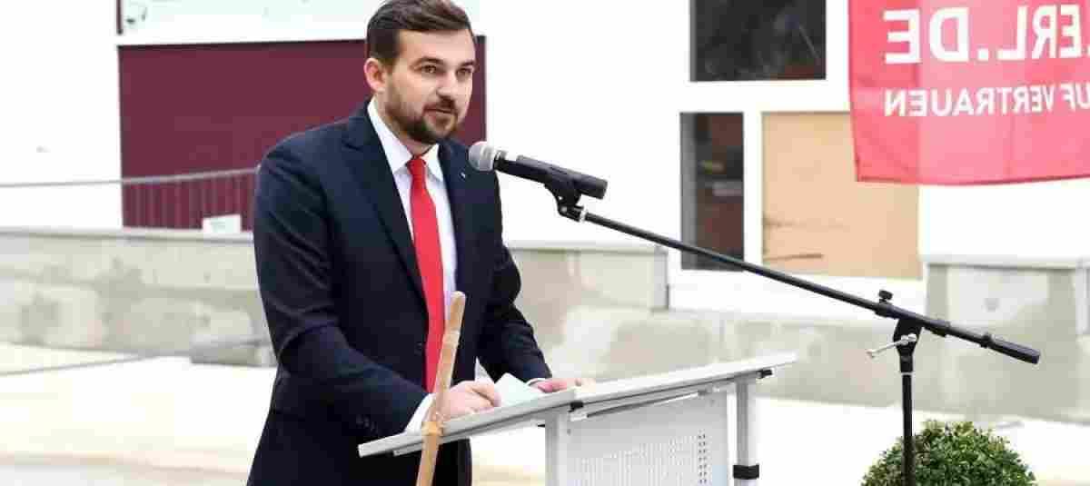 Alois Erl jun. sieht den Bedarf an Pflegeplätzen in Zukunft weiter steigen