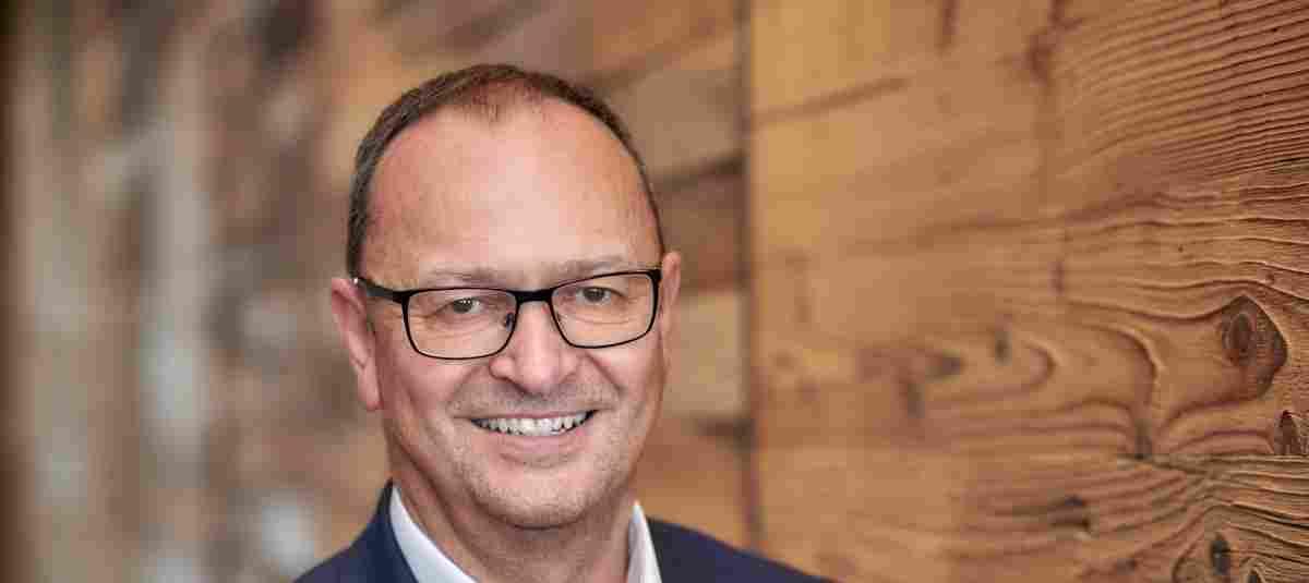 Für Bau und Ausbau zuständiger Vorstand bei der ERL Immobilien AG: Fritz Kum ...