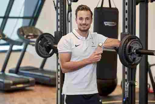 Alexander Jäckel hat an der TH Deggendorf Angewandte Sportwissenschaft mit S ...