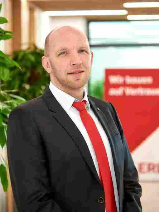 Sebastian Seidl verwaltet mit seinem Team rund 6500 Einheiten in Deutschland
