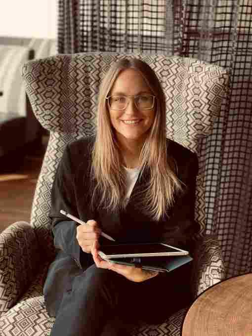 Melanie Kröll leitet bei der ERL Immobiliengruppe den Bereich Vermietung